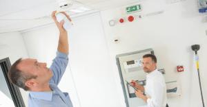 emergency light inspection